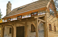 Timber Frame Builders in Colorado